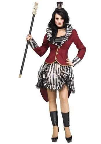 Disfraz de ringmistress Freakshow para mujer