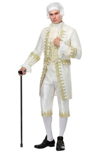 Disfraz de Louis XVI para hombre