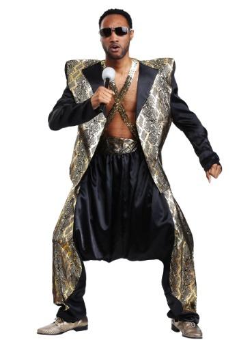 Los hombres no pueden tocar este disfraz de Popstar