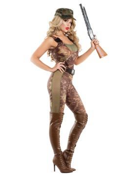 Disfraz de Hunter Hottie para mujer