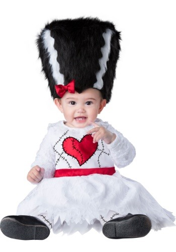 Disfraz de Monster Bride para niño