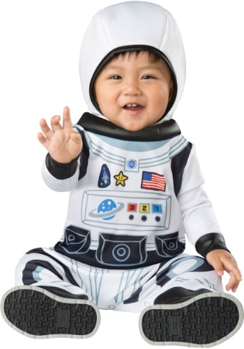 Astronaut Tot Infant Costume
