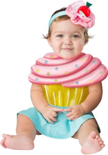 Traje infantil de Cutie Cupcake