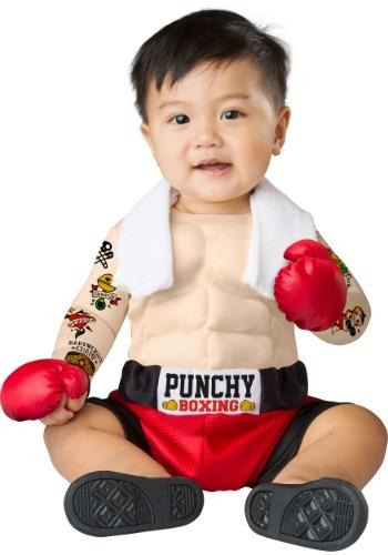Traje de boxeador infantil