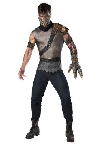 Disfraz de Waistland Warrior para hombre