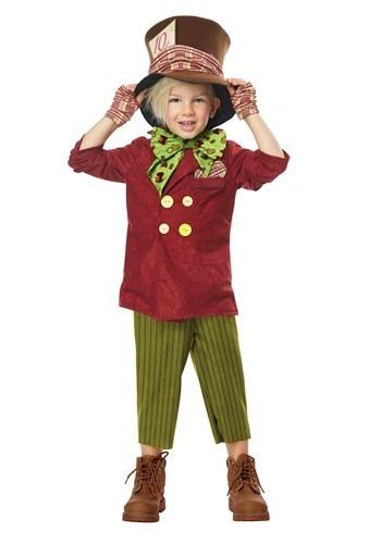 Disfraz de Sombrerero Loco para niños pequeños