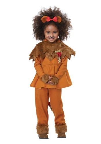 Disfraz de Leonor Oz para niñas pequeñas