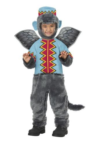 Disfraz de mono volador para niños pequeños