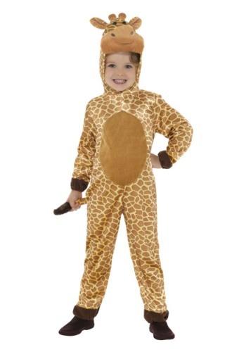Traje de jirafa para niños