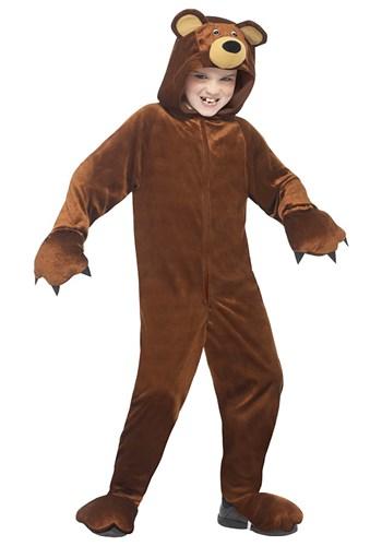 Disfraz de oso para niños