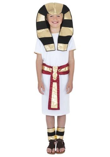 Disfraz de pharaoh para niños