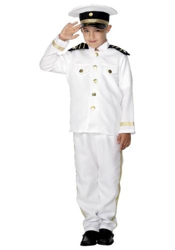 Disfraz de Capitán Niños