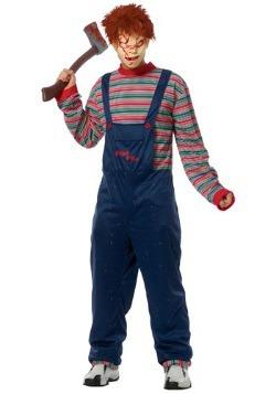 Disfraz de Chucky para adulto