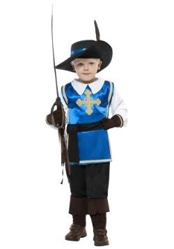 Disfraz de mosquetero para niños