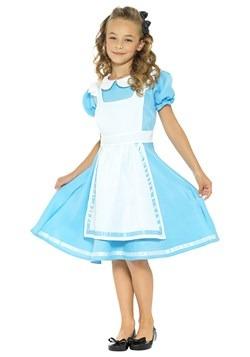 Disfraz de Alice Dreamland para niña