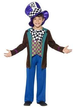 Disfraz de Sombrerero Loco del Niño