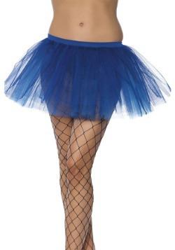Tutú azul de mujer