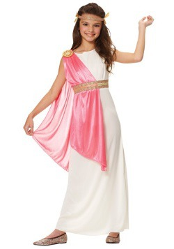 Disfraz de antigua emperatriz romana