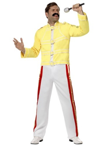 Disfraz de Freddie Mercury para hombre
