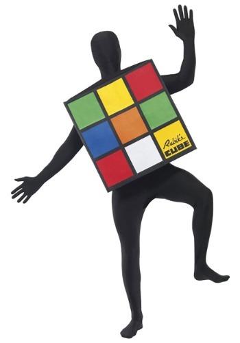 Disfraz de Rubik's Cube para adulto
