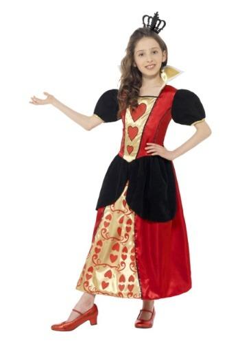 Disfraz de señorita Miss Hearts