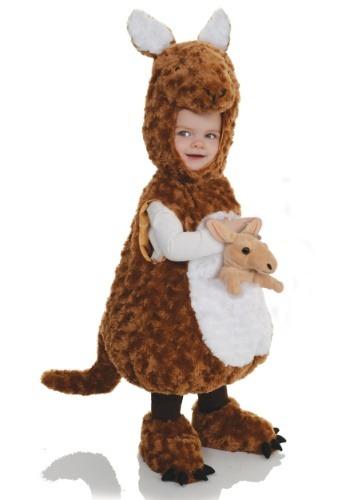 Disfraz de canguro canguro para niños pequeños