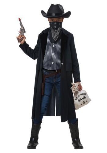 Disfraz de Gunslinger del oeste salvaje para niños