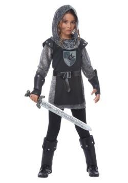 Disfraz de guerrero noble para niñas