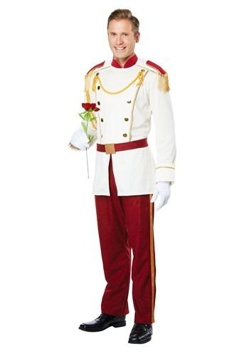Disfraz de príncipe real de cuento para hombre 1