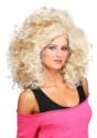 Peluca Glamour de los años 80 para mujer