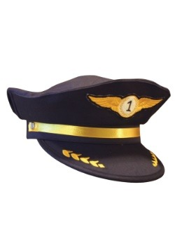 Gorra de piloto de Child Airline