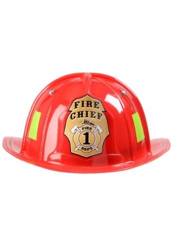 Casco infantil básico de bomberos