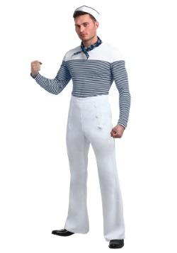 Disfraz de talla grande Vintage Sailor para hombre