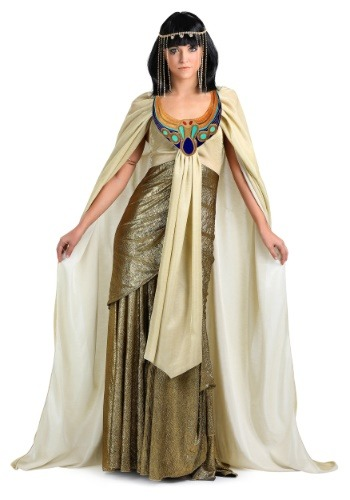 Women's Plus Golden Cleopatra