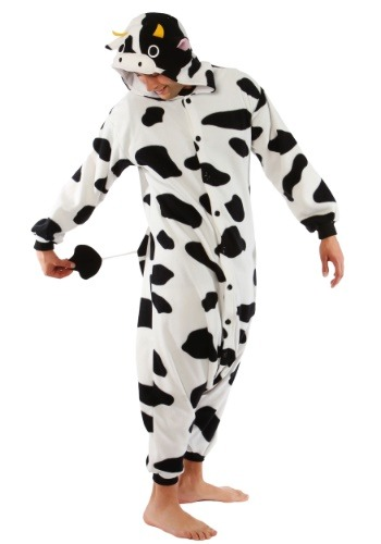 Disfraz de vaca Kigurimi para adulto