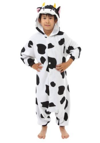Niño Vaca Kigurumi