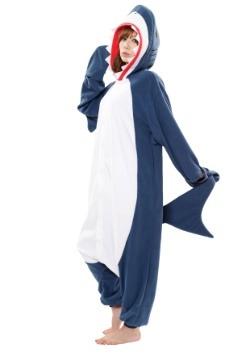 Tiburón adulto Kigurumi