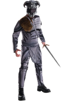Disfraz de lujo Ares para hombre