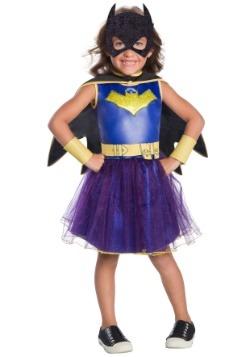 Disfraz Deluxe de Batgirl para niñas pequeñas