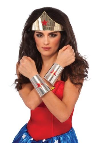 Kit de accesorios de Mujer Maravilla deluxe