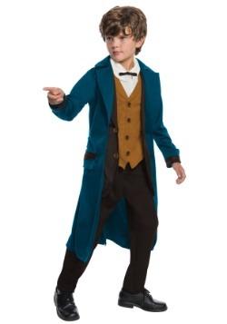 Disfraz de escandinava Newt Deluxe para niño