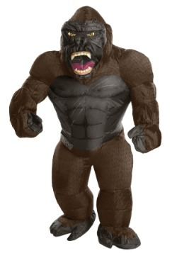 Inflable King Kong para adultos