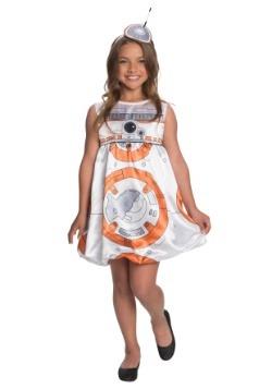 Vestido para niñas de la Guerra de las Galaxias BB8