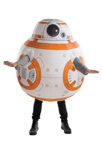 BB8 inflable para adulto
