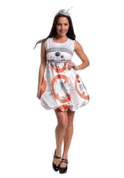 Vestido BB-8 para mujer