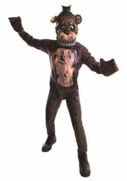 Traje de cinco noches en Freddy's Nightmare Freddy Boys