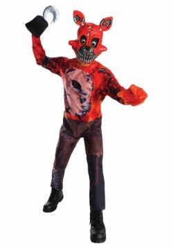 Disfraz de cinco noches en Freddy's Nightmare Foxy Boys