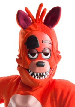 Máscara de Foxy para niños de Five Nights at Freddy's