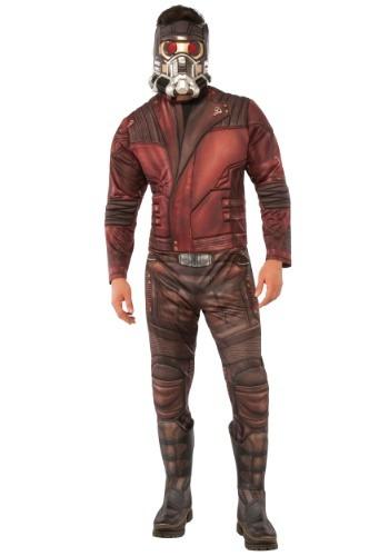 Disfraz de Star-Lord para hombre deluxe