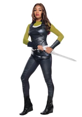 Disfraz de Gamora para adulto